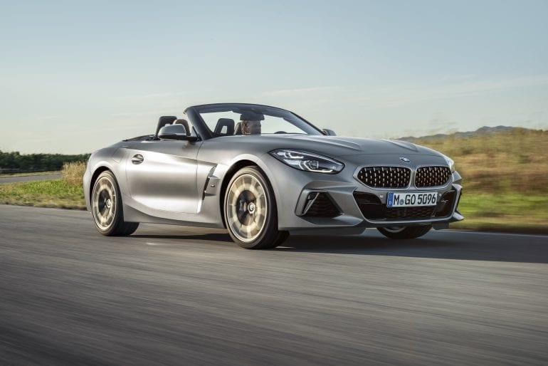 P90318563 highRes the new bmw z4 roads 770x514 - Noul roadster, colecția de primăvară-vară 2019 – BMW Z4