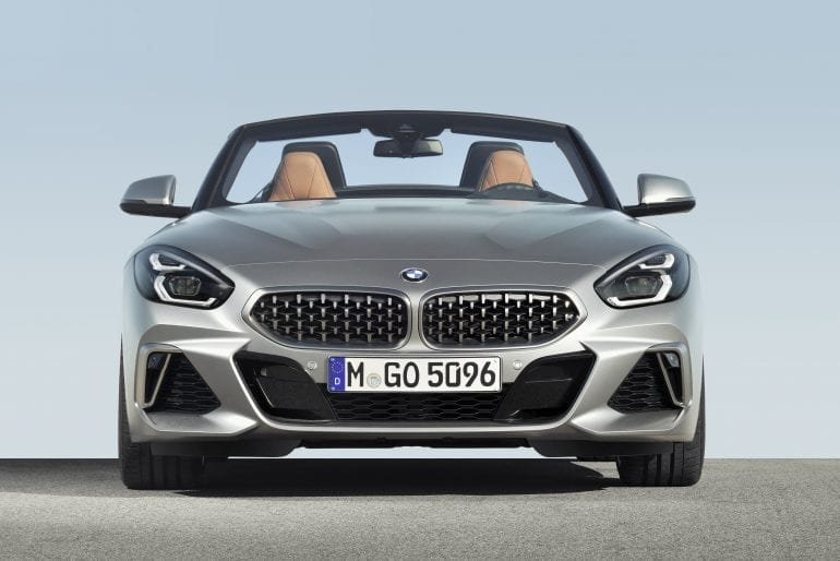 P90318587 highRes the new bmw z4 roads 770x514 - Noul roadster, colecția de primăvară-vară 2019 – BMW Z4