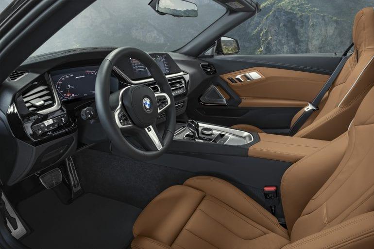 P90318592 highRes the new bmw z4 roads 770x514 - Noul roadster, colecția de primăvară-vară 2019 – BMW Z4