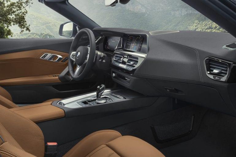 P90318593 highRes the new bmw z4 roads 770x514 - Noul roadster, colecția de primăvară-vară 2019 – BMW Z4