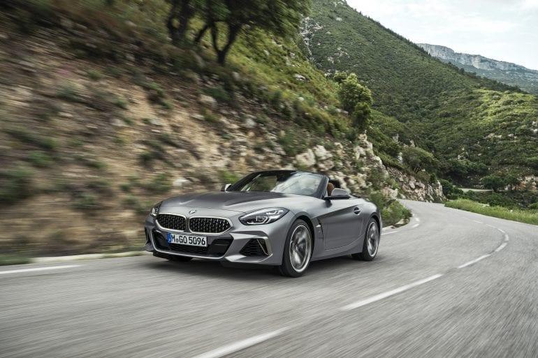 P90318594 highRes the new bmw z4 roads 770x513 - Noul roadster, colecția de primăvară-vară 2019 – BMW Z4