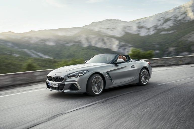 P90318604 highRes the new bmw z4 roads 770x513 - Noul roadster, colecția de primăvară-vară 2019 – BMW Z4
