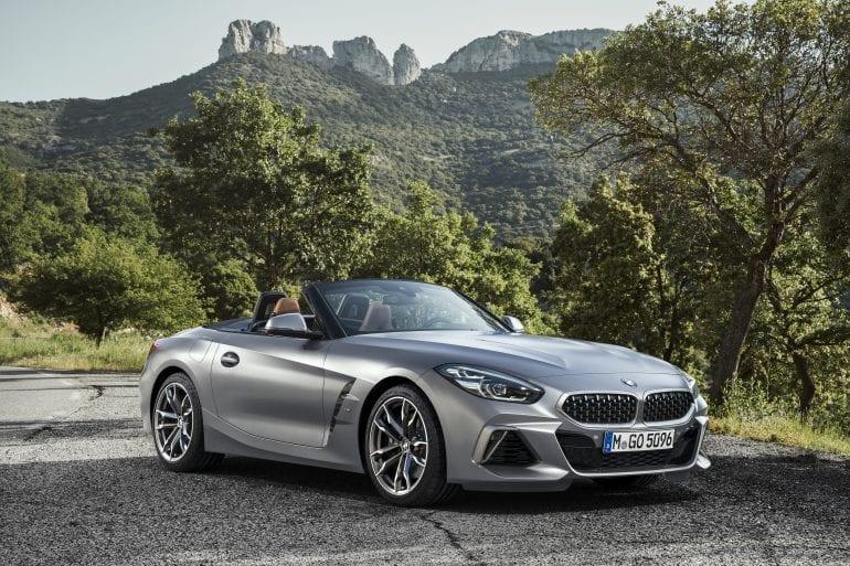 P90318607 highRes the new bmw z4 roads 770x513 - Noul roadster, colecția de primăvară-vară 2019 – BMW Z4
