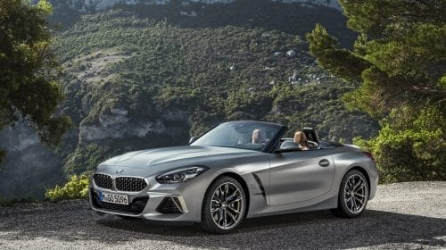 Noul roadster, colecția de primăvară-vară 2019 – BMW Z4
