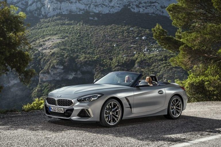 P90318610 highRes the new bmw z4 roads 770x513 - Noul roadster, colecția de primăvară-vară 2019 – BMW Z4