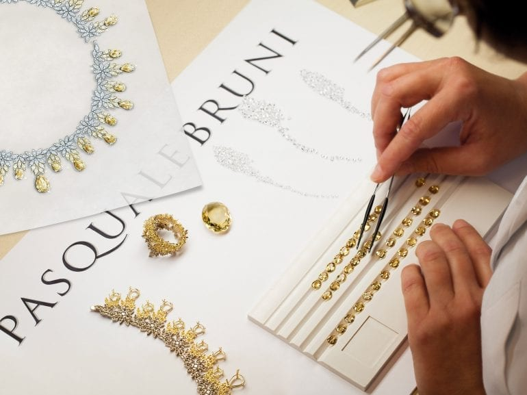 Pasquale Bruni the art of jewelry making 7 1 770x577 - Pasquale Bruni