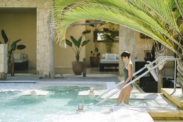 Spa Circuito Talaso  770x513 - La exclusivistul resort Bahía del Duque, timpul stă în loc
