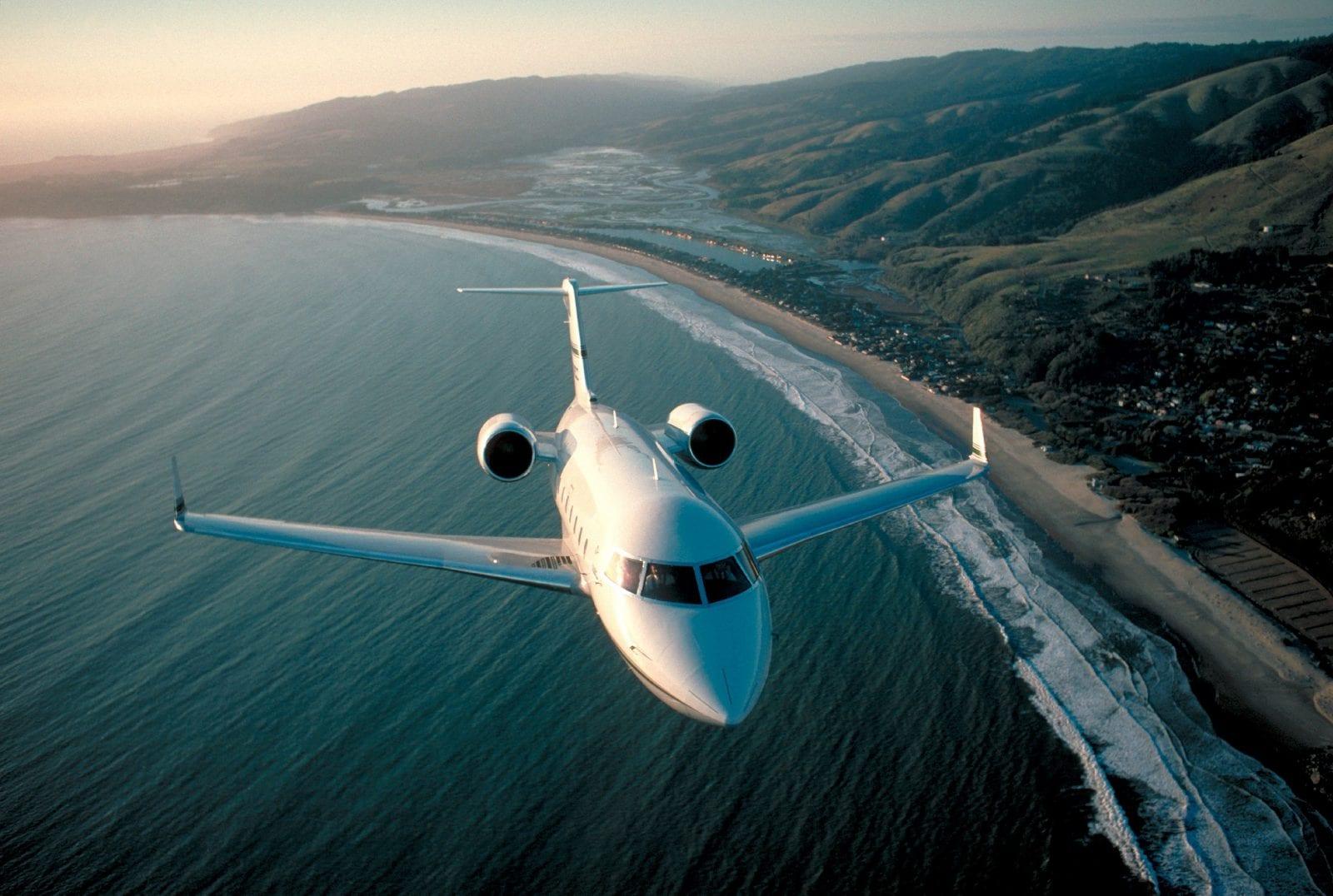 World Most Famous Celebrities Travel 4 - Un Bombardier de lux BD-700 Express