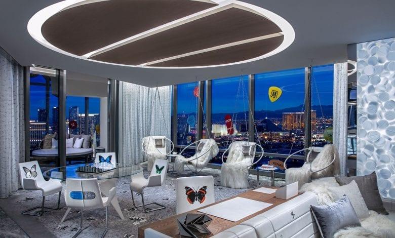 Damien Hirst semnează designul celei mai scumpe suite de hotel din lume