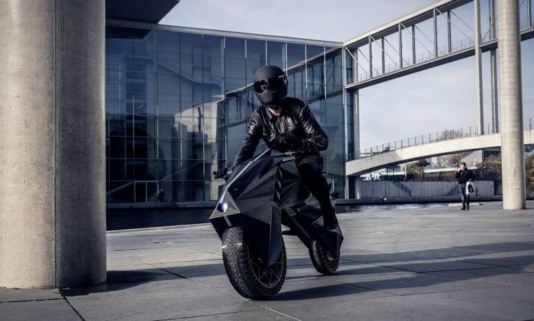 Premieră mondială: Nera, motocicleta electrică cu piese scoase la imprimanta 3D