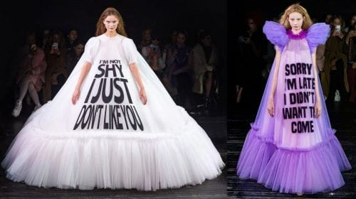 Viktor & Rolf – Loud thoughts