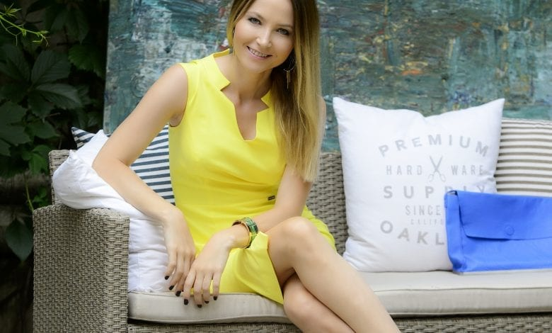 """Octavia Geamănu: """"Nu grăbesc timpul, am învățat să trăiesc azi"""""""