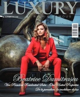LUXURY Magazine nr.98