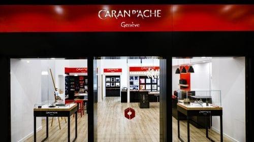 Caran d'Ache Geneve inaugurează noul Boutique Atelier din România