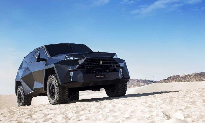 Karlmann King, cel mai scump SUV din lume, cu un design spectaculos