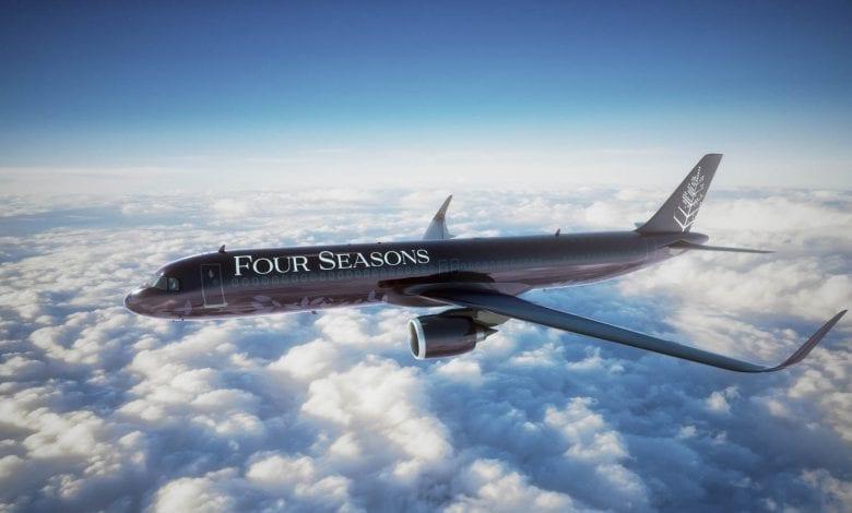 Experiența unui avion privat de lux, oferită de Four Seasons