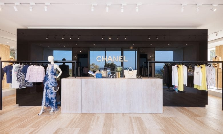 Chanel deschide Bodrum Seasonal Boutique