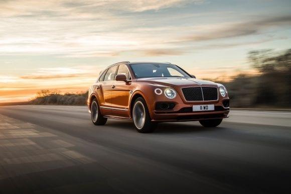 Cel mai rapid și luxos SUV din lume? Noul Bentayga Speed!