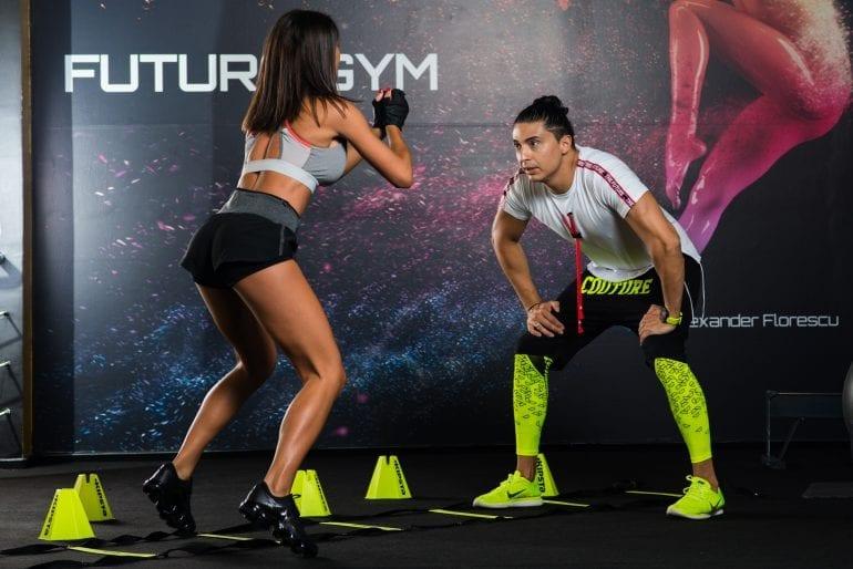 Futura Gym by Alexander Florescu – din pasiune pentru un stil de viata sanatos si echilibrat