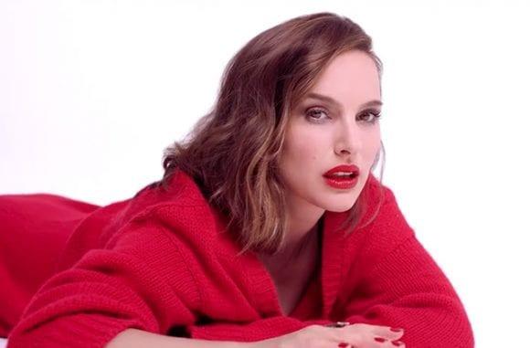 Natalie Portman este imaginea noii game de rujuri marca Dior