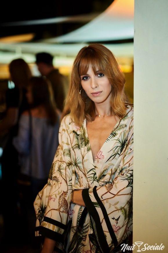Alexandra Badea, despre cum se distrează tinerii în Capitală cu Nuit Sociale