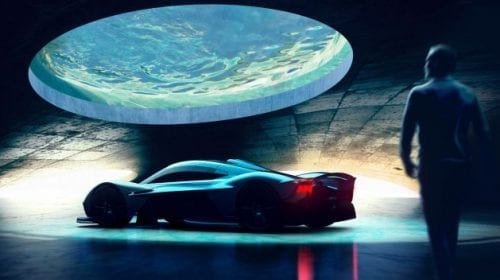 Proprietarii Aston Martin își pot construi casa visurilor pentru mașinile lor