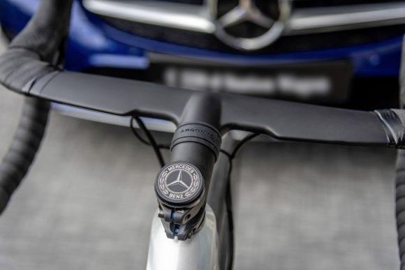Mercedes-Benz se asociază cu Argon 18 pentru Mercedes-Benz Style Endurance Bike