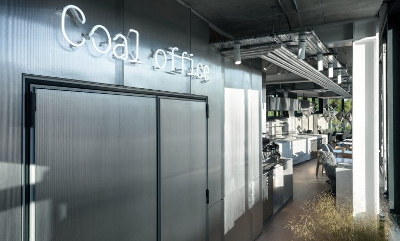 Coal Office, restaurantul care te lasă să cumperi orice din incintă