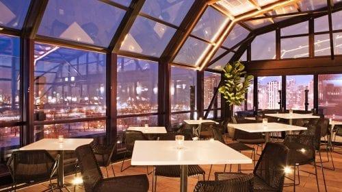 Restaurantele cu cea mai frumoasă priveliște