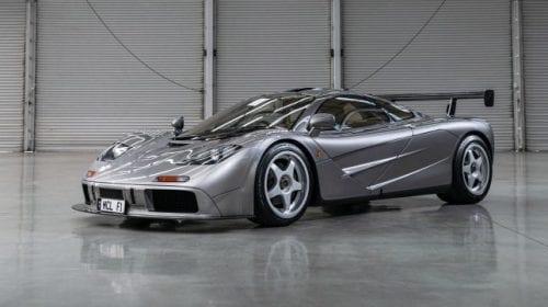 Un McLaren F1 rar s-ar putea vinde la licitație cu 23 de milioane de dolari