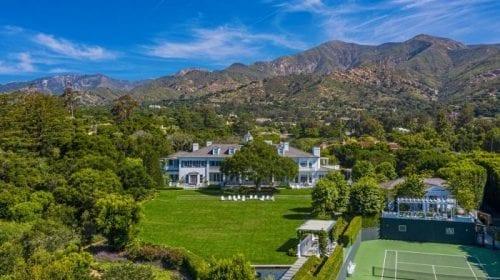 Actorul Rob Lowe a scos la vânzare un conac din California pentru 42,5 milioane de dolari
