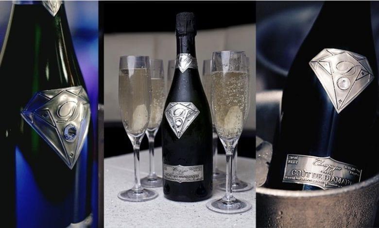 Topul celor mai scumpe șampanii din lume