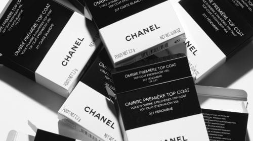 "Inspirația din spatele colecției ""Noir et Blanc de Chanel"""