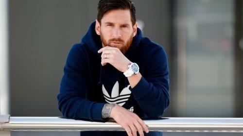 Jacob & Co. Epic X Chrono Messi