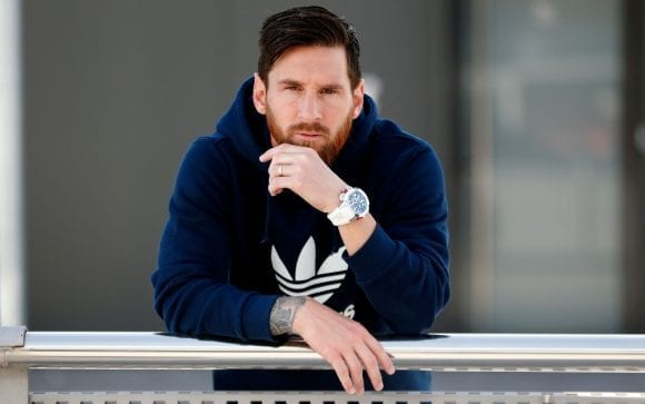 Jacob & Co. Epic X Chrono Messi