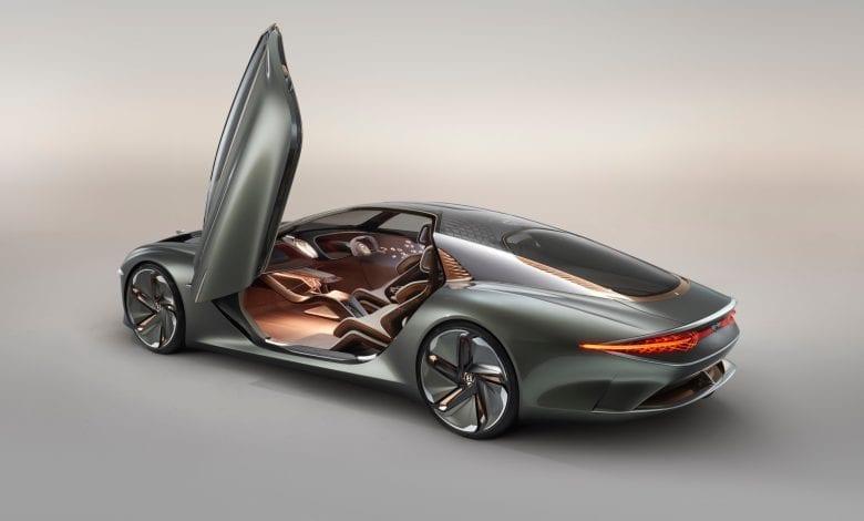 Bentley privește către viitorul mobilității de lux cu EXP 100 GT