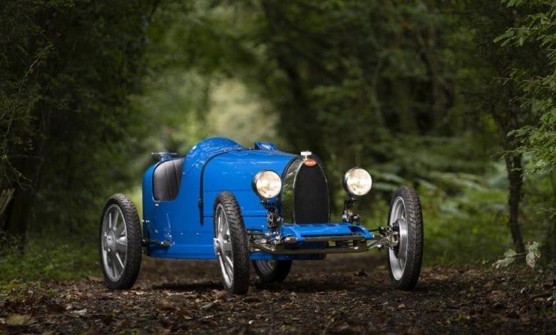 Bugatti lansează o mașină pentru copii de 34.000 de dolari