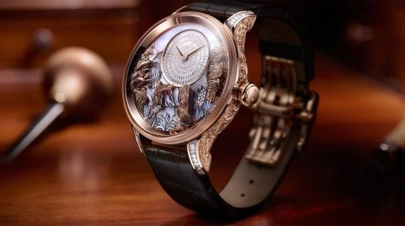 Jaquet Droz – Tropical Bird Repeater