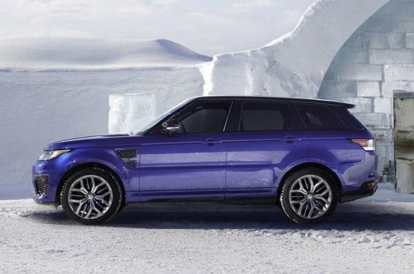 Land Rover, noul sponsor al echipelor olimpice de ski și snowboard din SUA