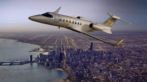 Learjet 75 Liberty, experiență light-jet în viteză