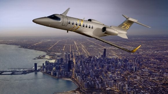 Learjet 75 Liberty, experiență light-jet în viteză