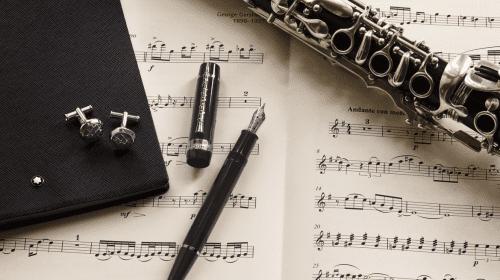 Colecția specială Montblanc pentru faimosul compozitor George Gershwin
