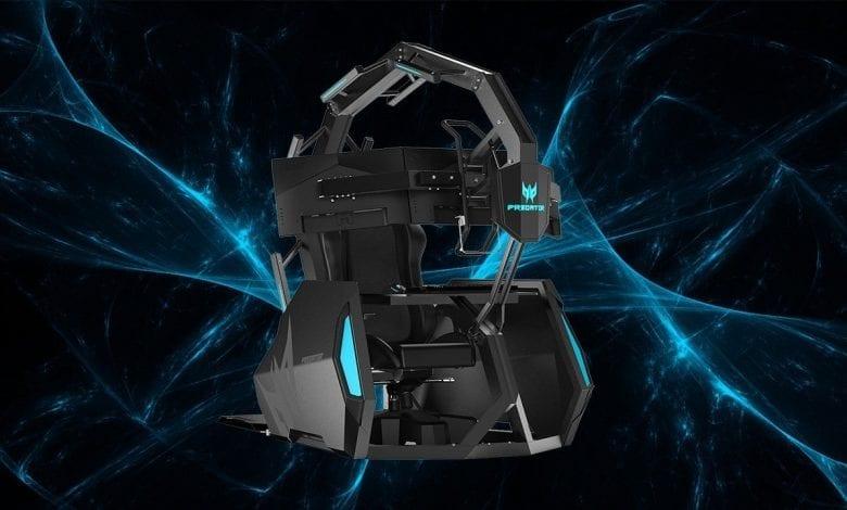 Acer Predator Thronos Air – noul accesoriu suprem de gaming