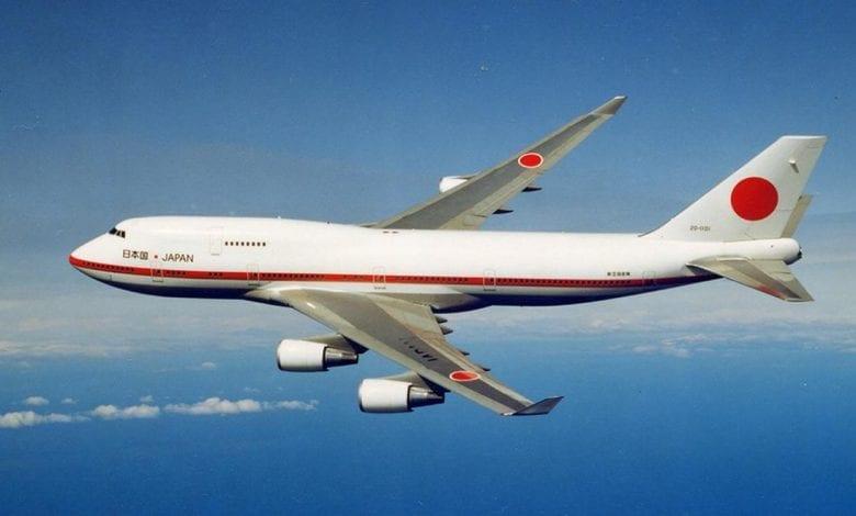 Avionul Air Force One al Japoniei, scos la vânzare cu 28 de milioane de dolari