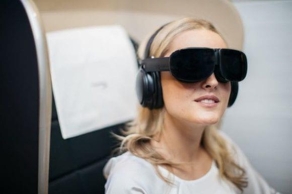 British Airways testează sisteme VR pentru pasageri