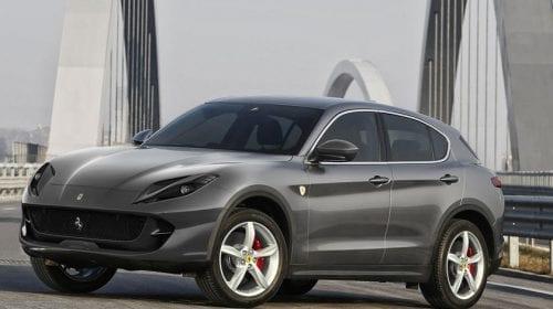 """Ferrari se luptă pentru drepturile numelui """"Purosangue"""""""