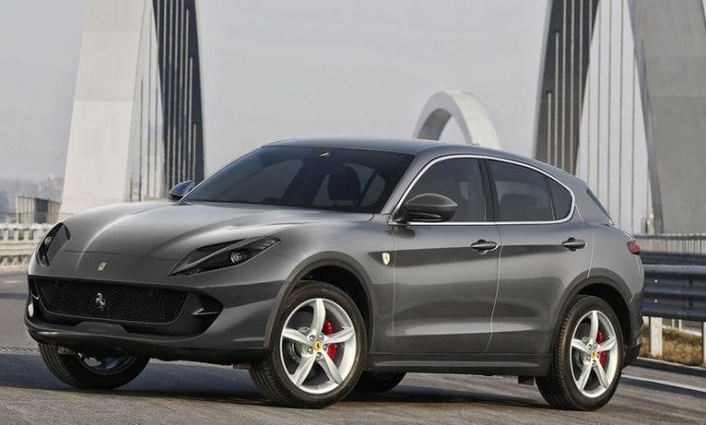 Ferrari ar putea lansa primul său SUV în 2022