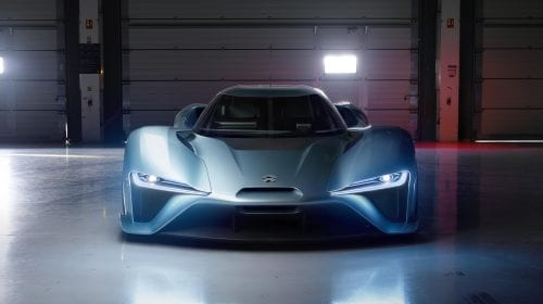 Cel mai rapid supercar electric este Made in China