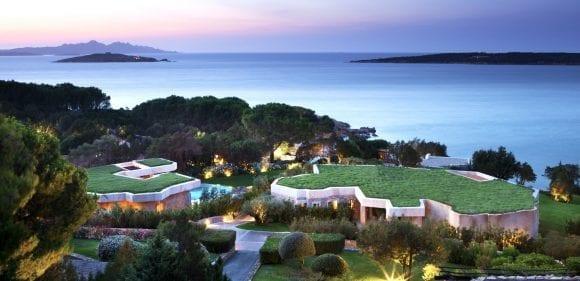Hotelul Pitrizza, un loc unic pe malurile Sardiniei