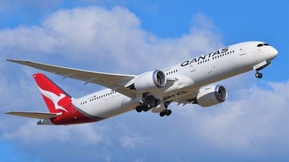 Qantas testează zboruri non-stop de 20 de ore între Australia, Marea Britanie și SUA